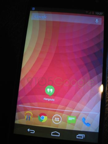 Screenshot-uri Android 4.4 KitKat