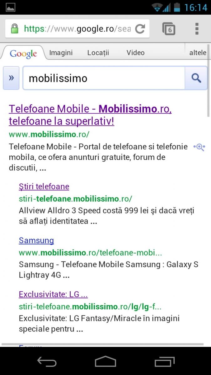 Limba română a fost adăugată În Google Voice Search