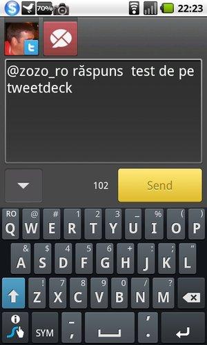 TweetDeck pentru Android, aplicatia perfecta pentru socializare?