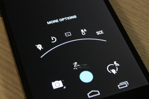Android 4.4 ni se prezintă În noi capturi de ecran, cu funcții de imprimare și plăti integrate