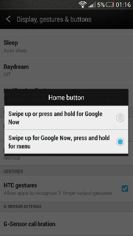 Actualizarea Android 4.2.2 pentru HTC One nu aduce Sense 5.1, dar aduce cateva modificari interesante