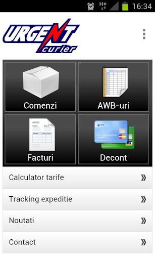 Urgent Curier are acum aplicație Android, disponibilă În Google Play Store