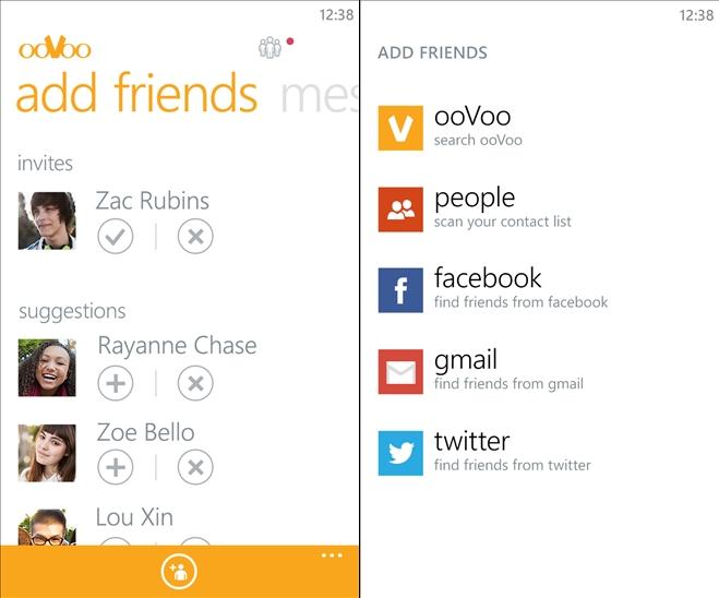 Aplicația ooVoo Video Call ce aduce apeluri video, apeluri voce și mesaje text gratuite este disponibilă acum pentru platforma Windows Phone