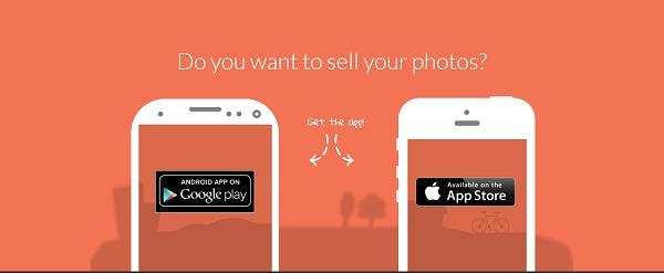 Aplicația Foap Îți permite să fii plătit pentru a face poze cu telefonul