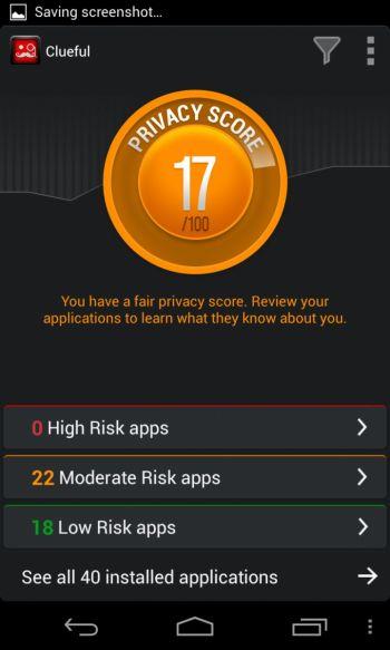 Clueful pentru Android de la Bitdefender - primele impresii