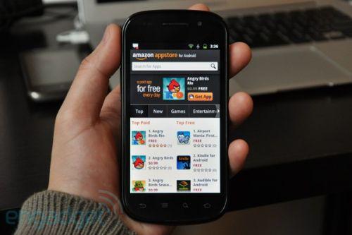 Angry Birds Rio disponibil acum pentru Android și iPhone; Amazon Appstore oferă aplicații Android