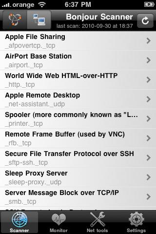 Network Toolkit, o aplicație iOS de diagnosticare a rețelelor și rezolvare a problemelor acestora