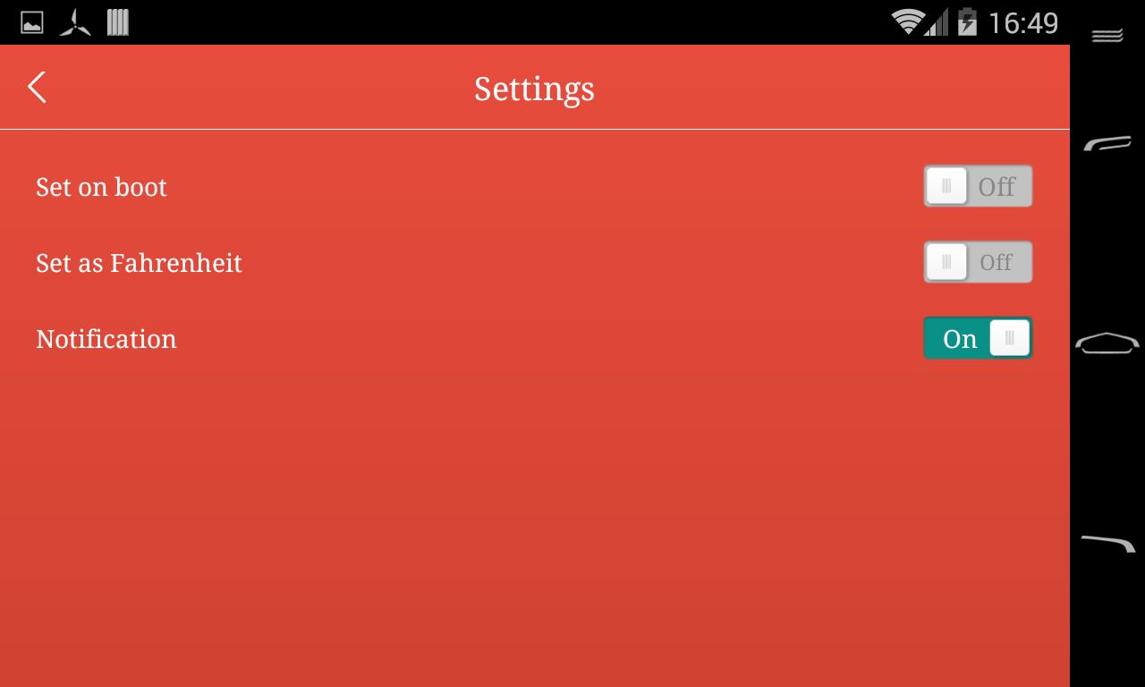 O aplicație Android ce promite să mențină temperatura terminalului În condiții optime