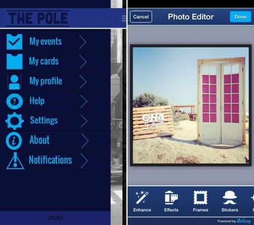 Exclusiv: Poți afișa reclamele tale pe panouri din oraș folosind aplicatia The Pole! Iată ideea unui startup din România!