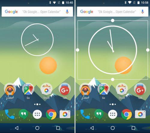 Aplicaţia Clock din Android primeşte o actualizare, ce aduce un widget redimensionabil, Mod Nocturn şi altele