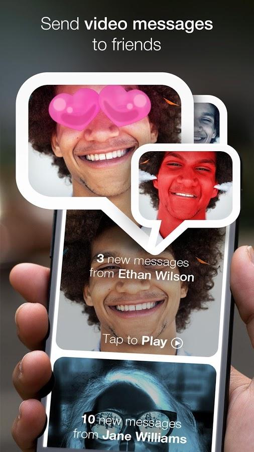 Looksery, aplicaţia care îţi modifică faţa în timp real şi produce selfie-uri video ajunge pe Android