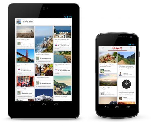 Pinterest disponibil acum pe Android, iPad și iPhone Într-o aplicație nouă