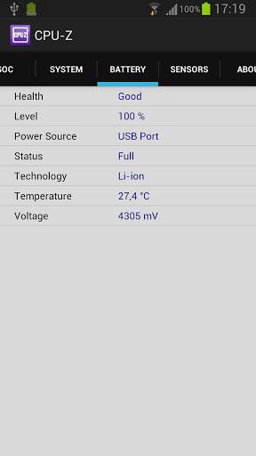 CPU-Z, o aplicație gratuită pentru Android care te ajută să identifici dotările terminalului tău