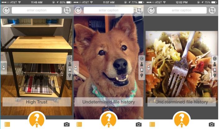 FourandSix Technologies introduce aplicația Izitru ce va avea rolul de a verifica originalitatea fotografiilor