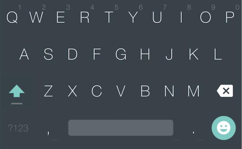 Tastatura din Android L portată deja pe numeroase terminale, acum o puteți avea folosind o aplicație din Play Store