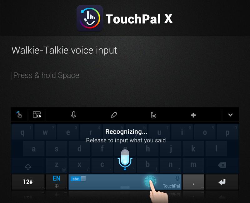 TouchPal X Keyboard, o tastatură Android care vă va cuceri! Alternativă la SwiftKey și Swype!