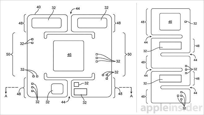 Apple primește brevetul pentru un iPhone flexibil, care poate fi Îndoit sau rulat
