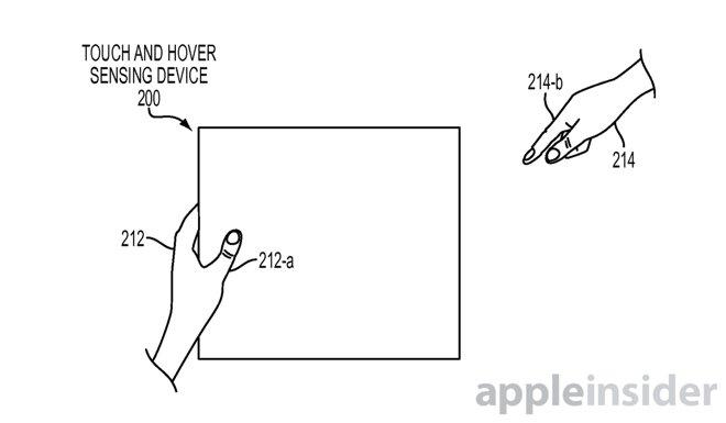 Apple lucrează la un display capabil să recunoască gesturile utilizatorilor