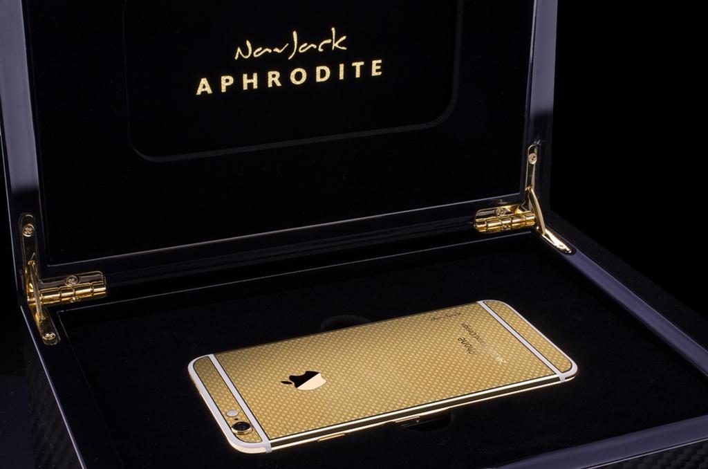 iPhone 6 din aur