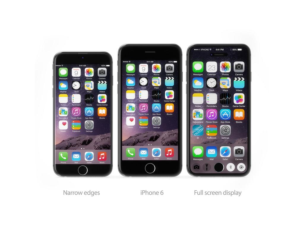 Celebrul designer Martin Hajek prezintă un concept interesant de iPhone 7 ce aduce un display edge-to-edge complet