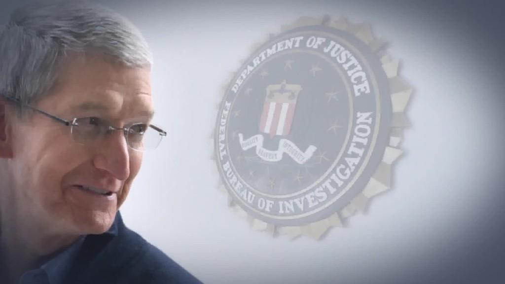 Tim Cook FBI