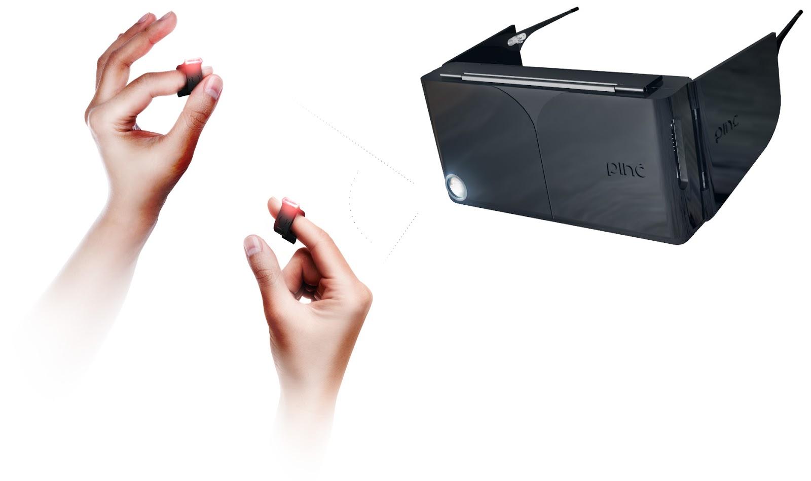 Pinć VR este un nou proiect pe Indiegogo ce vrea să aducă realitatea virtuală și pe iOS
