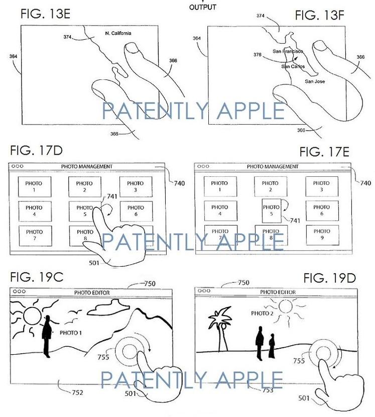 Apple obține un brevet pentru o invenție bazată pe gesturi ce se regăsește pe dispozitivele produse Încă de la prima generație iPhone