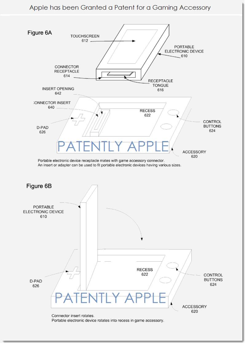 Apple primește un brevet pentru un accesoriu legat de gaming