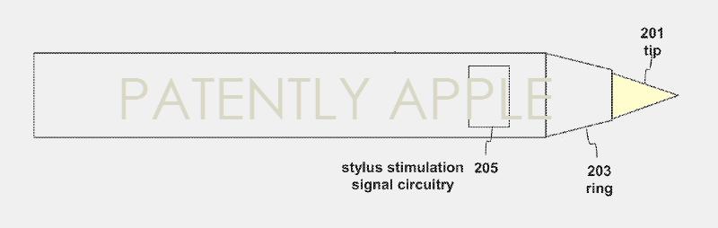 """Apple primeşte brevetul pentru """"Apple Pencil"""", stylus utilizabil în tandem cu iPad şi iPhone"""