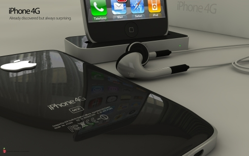 Concept iPhone HD