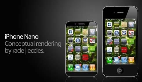 iPhone nano sau iPhone 5? Iată câteva designuri preliminare