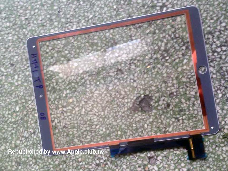 O serie de componente ale lui iPad Air 2 ajung pe web În cadrul unor fotografii