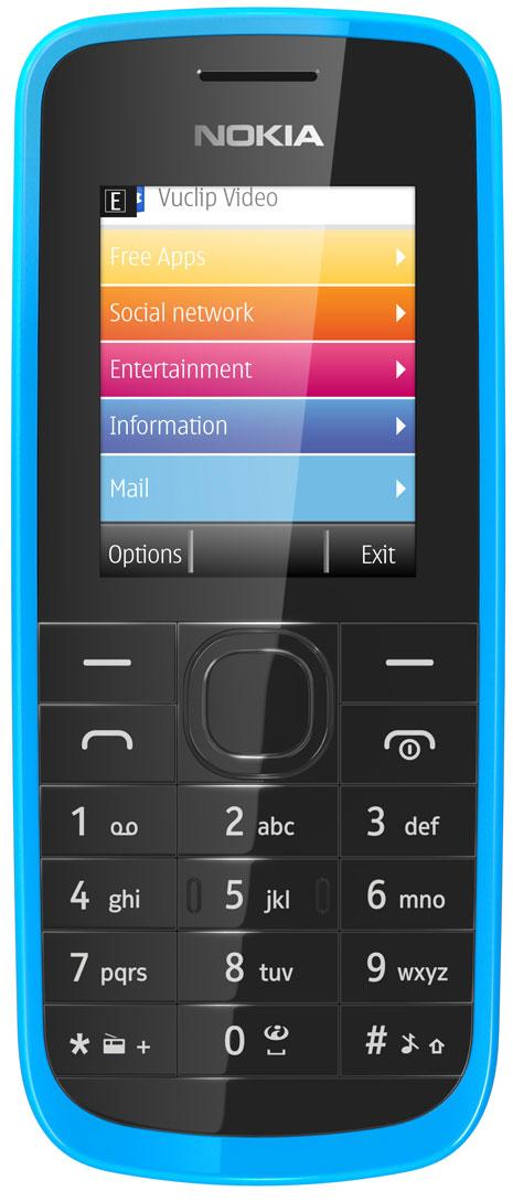 Nokia 109 anunțat oficial, oferă Internet pe un telefon ultra low end