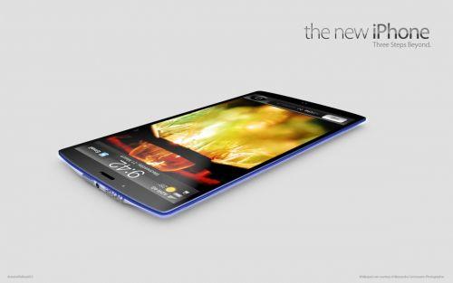 Concept noul iPhone 2012