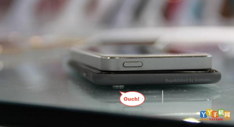 Cele mai noi imagini cu iPhone 6 Îl compară În detaliu cu iPhone 5; Iată cât de subțire și mare este În comparație!