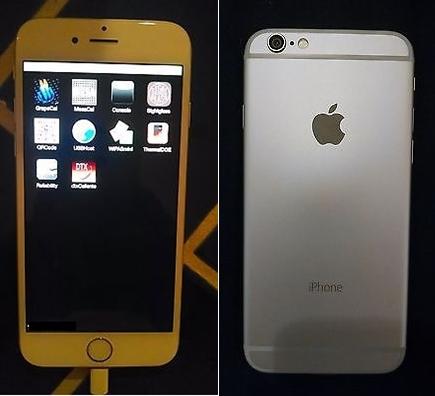 Un prototip iPhone 6 ajunge În cadrul unei licitații pe Amazon; prețul depășește suma de 60.000 $
