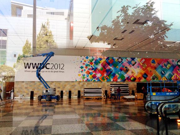 Marele eveniment Apple Începe peste 2 zile! Iată pregătirile pentru WWDC 2012!