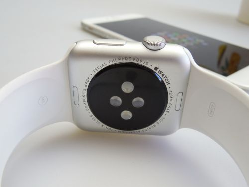 Apple Watch buton Crown