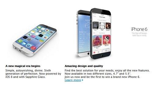 iPhone 6 și iWatch deja puse În vânzare? Nu, e doar o fraudă cu emailuri...
