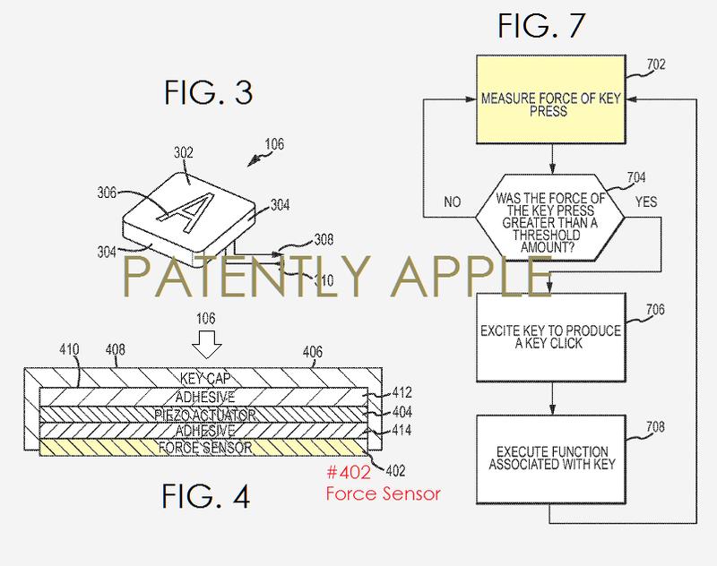 Apple primeşte brevetul pentru un notebook hibrid, cu ecran detaşabil, posibil rival pentru Microsoft Surface Book, dar şi o tastatură Magic Keyboard cu 3D Touch