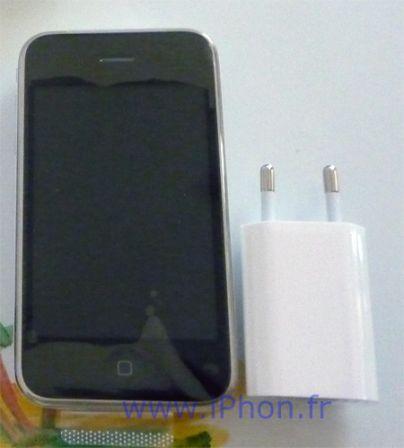 Apple a schimbat incarcatorul la iPhone 3GS