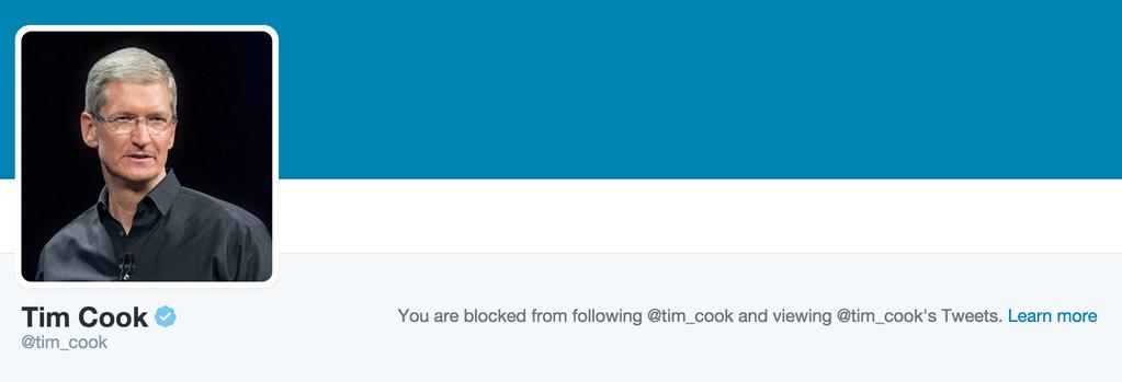 Tim Cook şterge poza neclară de la Superbowl şi blochează utilizatorii ironici şi răutăcioşi de pe Twitter