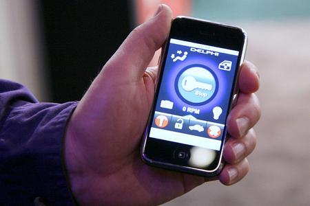Controleaz-ti masina cu iPhone-ul