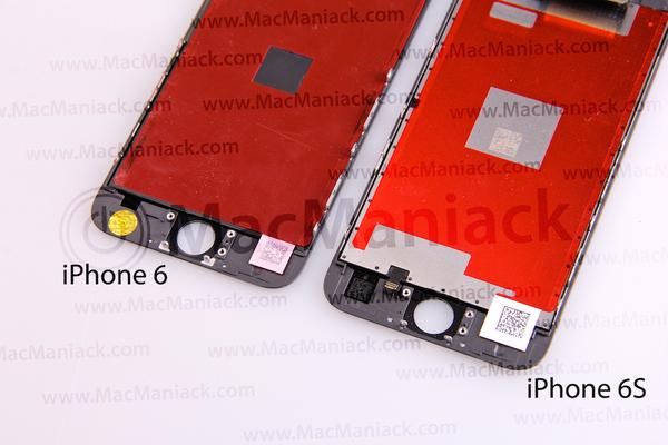 Display-ul și rama metalică a lui iPhone 6s primesc un clip hands on şi nou unboxing (Video)