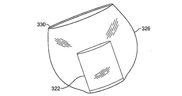 Apple brevetează un nou design de căşti care le opreşte căderea din ureche atunci când facem sport