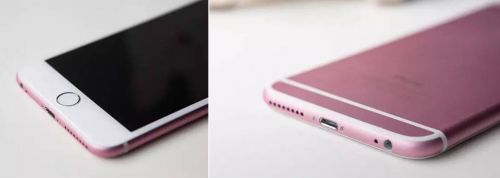 iPhone 6s și 6s Plus în varianta roz ar putea fi reale până la urmă; iată fotografii cu cele două modele