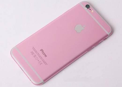 iPhone 6s și 6s Plus în varianta roz