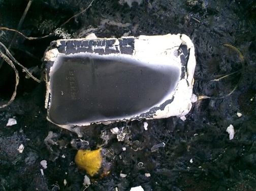 Un iPhone 3G a explodat