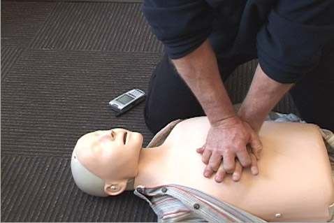 CPR Choking