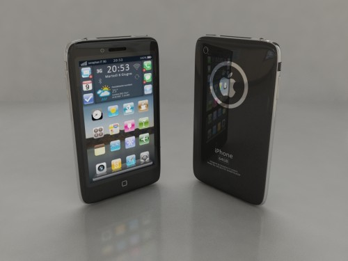 Concept iPhone 4G